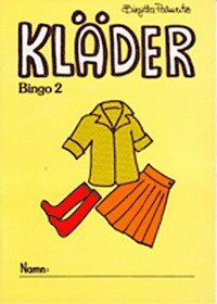 Kläder Bingo 2 (spel)