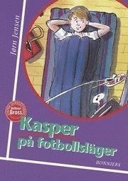 Kasper p� fotbollsl�ger (kartonnage)