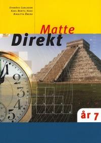 Matte Direkt �r 7 (h�ftad)