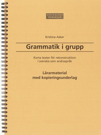 Grammatik i grupp (h�ftad)