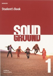 Solid Ground 1 Student's Book inkl. ljudfiler och elevwebb