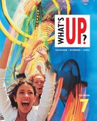What's up?. 7, Textbook (inbunden)