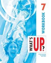 What's up?. 7, Workbook (inbunden)