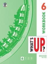 What's up?. 6 Workbook