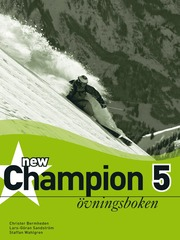 New Champion 5 Övningsboken