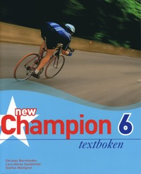 New Champion 6 Textboken (h�ftad)