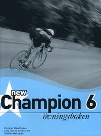 New Champion 6 �vningsboken (h�ftad)