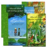 Alba & Adam - paket (5 titlar) (ljudbok)