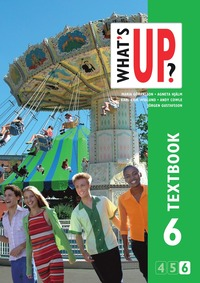 What's up? �k 6 (4--6) Textbook (inbunden)
