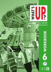 What's up? �k 6 (4-6) Workbook