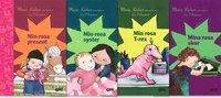 Rosa serien - paket (4 titlar) (pocket)