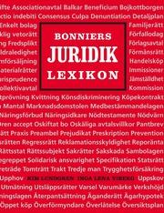 Bonniers Juridiklexikon