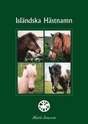 Isländska hästnamn