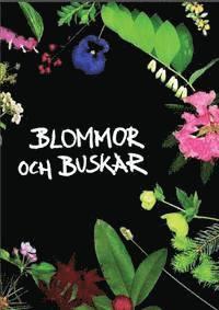 Blommor och buskar (h�ftad)