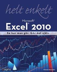 Excel 2010 helt enkelt (h�ftad)