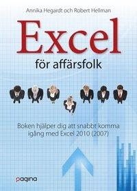 Excel 2010 f�r aff�rsfolk (h�ftad)