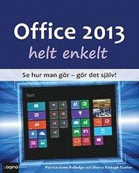 Office 2013 helt enkelt (h�ftad)