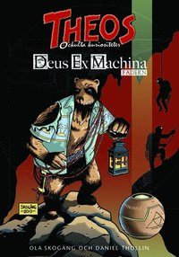 Theos ockulta kuriositeter - Deus Ex Machina: Fadern (inbunden)