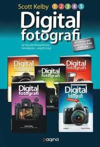 Digitalfotografi. Paketutg�va 5 delar (h�ftad)