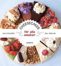 Cheesecakes f�r alla smaker (inbunden)