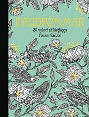Dagdrömmar – 20 vykort att färglägga