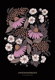 Blomstermandala – Anteckningsblock