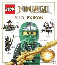 LEGO Ninjago bildlexikon   Masters of Spinjitzu (med minifigur) (inbunden)