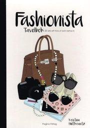 Fashionista : tavelbok – 20 ark att riva ut och rama in