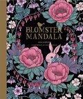 Blomstermandala - m�larbok