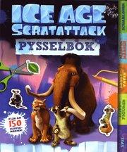 Ice Age. Scratattack : pysselbok