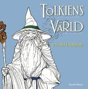 Tolkiens värld – målarbok