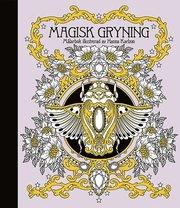 Magisk gryning : målarbok