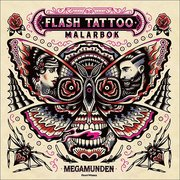 Flash Tattoo målarbok