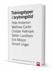 Tidningstyper i brytningstid : typografiska ess�er ur Design Typografi Produktion 1992-1995 (inbunden)