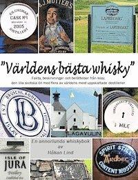 """V�rldens b�sta whisky"" (inbunden)"