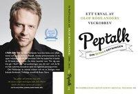 Peptalk : din termos i gryningen -  ett urval av Olof R�hlanders Veckobrev. (ljudbok)