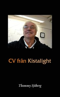 Bokomslag CV från Kistalight (häftad)