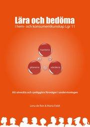 Lära och bedöma : i hem- och konsumentkunskap Lgr 11