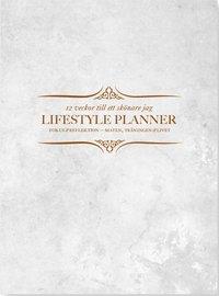 Lifestyle Planner - 12 veckor till ett sk�nare jag (inbunden)