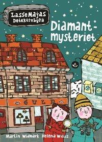 LasseMajas Detektivbyr�: Diamantmysteriet (inbunden)