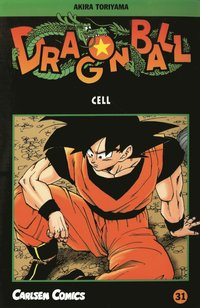Cell (Dragonball 31) (pocket)