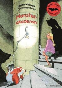 Nelly Rapp-monsteragent, Monsterakademin (inbunden)
