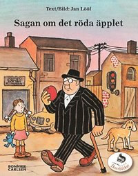 Sagan om det röda äpplet (inbunden)