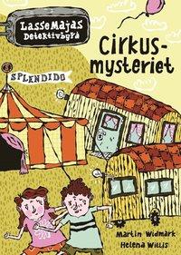 Cirkusmysteriet (inbunden)