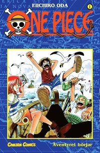 One Piece 01 : �ventyret b�rjar (pocket)