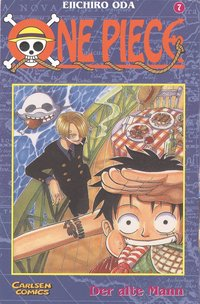 One Piece 07 : Den gamle (pocket)