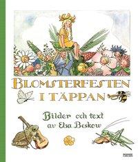 Blomsterfesten i t�ppan (inbunden)