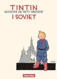 Tintin 1: Tintin i Sovjet (h�ftad)