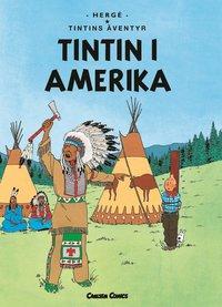 Tintin 3: Tintin i Amerika (h�ftad)