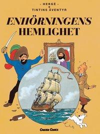 Tintin 11: Enh�rningens hemlighet (h�ftad)